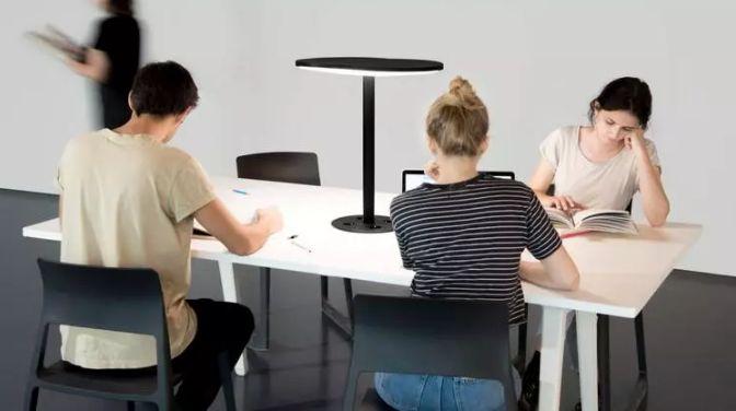 重磅!首台用于教室的LiFi台灯已出现玻璃绝缘子
